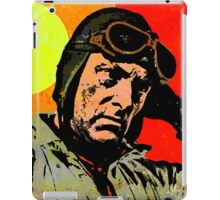 Sir Malcolm Campbell (colour) iPad Case/Skin