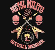 Metal Militia Vintage T-Shirt