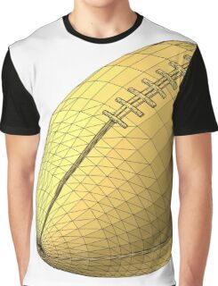 rugby ball Graphic T-Shirt