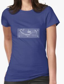 Nintendo NES Controller - X-Ray Womens Fitted T-Shirt
