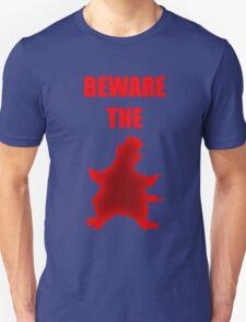 Beware the Penguin Unisex T-Shirt