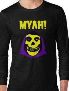 Skeletor-Misfits Composite Long Sleeve T-Shirt