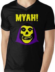 Skeletor-Misfits Composite Mens V-Neck T-Shirt