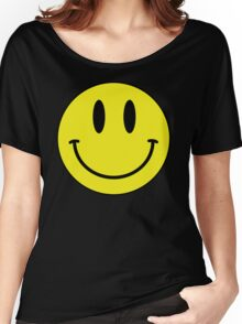 Smiley Women's Relaxed Fit T-Shirt