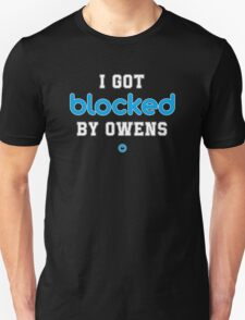 Blocked by Owens T-Shirt