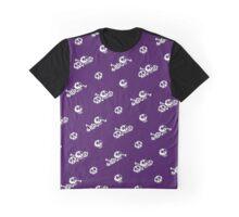 PIXEL BONES Graphic T-Shirt