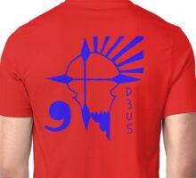 Deus Rebels blue Unisex T-Shirt
