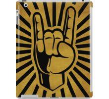 Headbanger  iPad Case/Skin