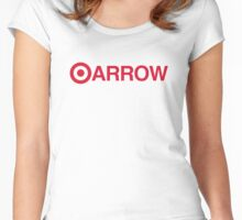 A Grocery Store, But With More Pointy Objects Women's Fitted Scoop T-Shirt