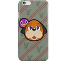 DUCK HUNT DUO ANIMAL CROSSING iPhone Case/Skin