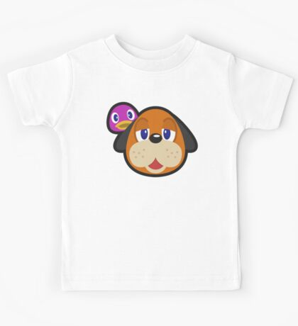 DUCK HUNT DUO ANIMAL CROSSING Kids Tee