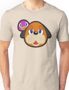 DUCK HUNT DUO ANIMAL CROSSING Unisex T-Shirt