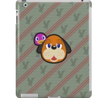 DUCK HUNT DUO ANIMAL CROSSING iPad Case/Skin