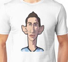 Di maria caricature Unisex T-Shirt