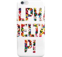 ADPi sprinkles iPhone Case/Skin