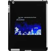 Building Your Future Title Screen (EPCOT) iPad Case/Skin