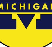 University of Michigan Grateful Dead Sticker