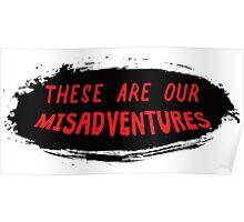 misadventures Poster