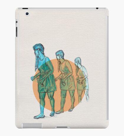 Interaction 1 iPad Case/Skin