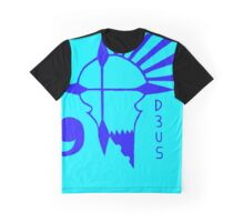 Deus Rebels Lagoon Graphic T-Shirt