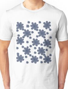 Spring Flowers | Denim Unisex T-Shirt