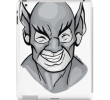 panthro. iPad Case/Skin