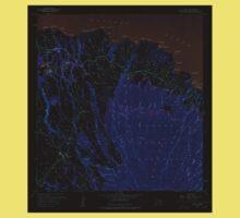 USGS TOPO Map Hawaii HI Haiku 349235 1957 24000 Inverted Baby Tee