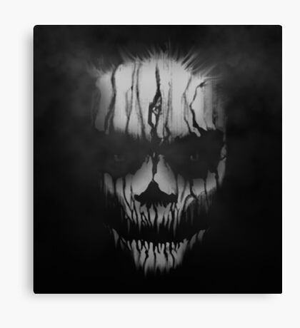 Shroud Of The Wicked Canvas Print