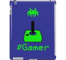Contaminated Gamer Collection -- #Gamer iPad Case/Skin