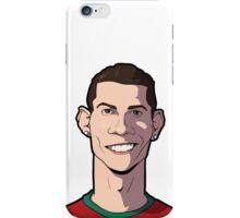 Cristiano ronaldo Caricature iPhone Case/Skin