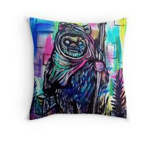 Wicket B-Boy Throw Pillow