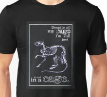 tune words  - rat in a cage Unisex T-Shirt