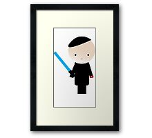 Bad Andrew - Star Wars Framed Print