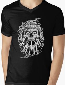Death Dealer Mens V-Neck T-Shirt