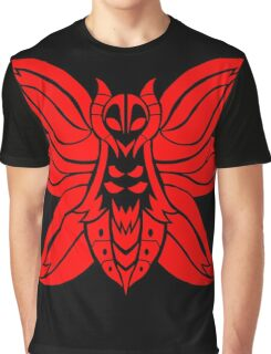 Tribal Volcarona Graphic T-Shirt