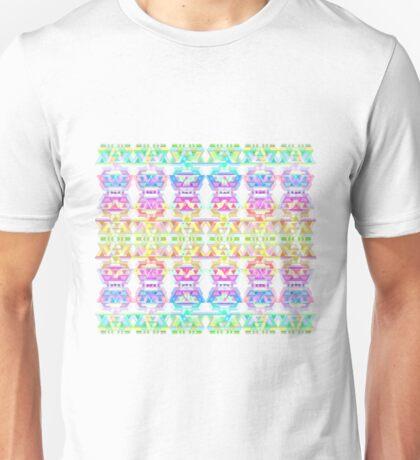 Japanese Funhouse Circus Explosion Unisex T-Shirt