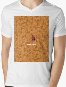 """Artemi """"Breadman"""" Panarin Mens V-Neck T-Shirt"""