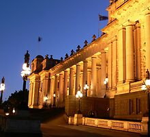Parliament House, Melbourne by PhotosByG