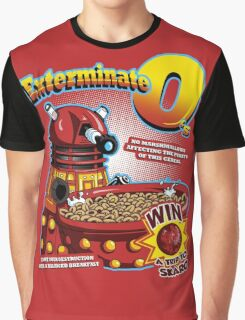 Exterminate O's Graphic T-Shirt