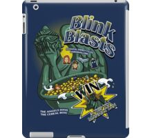 Blink Blasts iPad Case/Skin