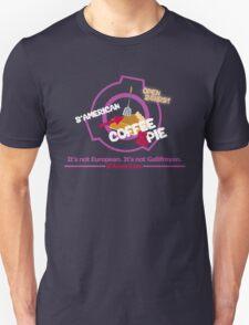 S'American Coffee & Pie (large) Unisex T-Shirt