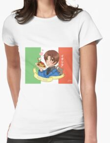 APH Italy Womens Fitted T-Shirt