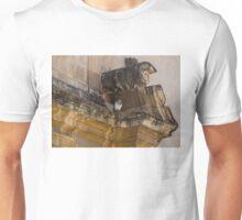 Sophisticated Baroque Bird Perch Unisex T-Shirt