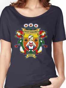 Just Keep Digging Women's Relaxed Fit T-Shirt