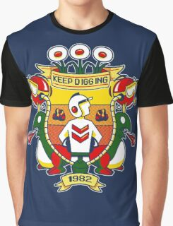 Just Keep Digging Graphic T-Shirt