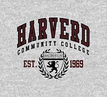 Gag Gift - Harverd Community College Unisex T-Shirt