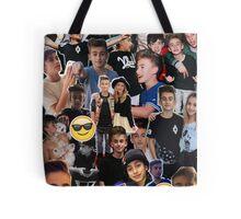 Johnny Orlando Tote Bag