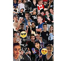 Johnny Orlando Photographic Print