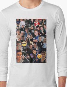 Johnny Orlando Long Sleeve T-Shirt