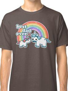 Best Unicorn Dad Classic T-Shirt
